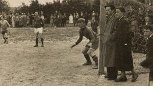 Futbol w okupowanej Warszawie. Gra, która mogła kosztować życie