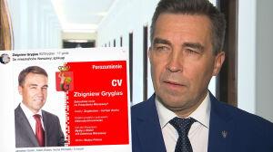 """Poseł od Gowina chce """"zatrudnić się na prezydenta Warszawy"""""""