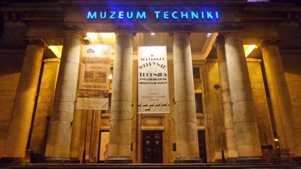 Muzeum Techniki Mateusz Szmelter/ tvnwarszawa.pl