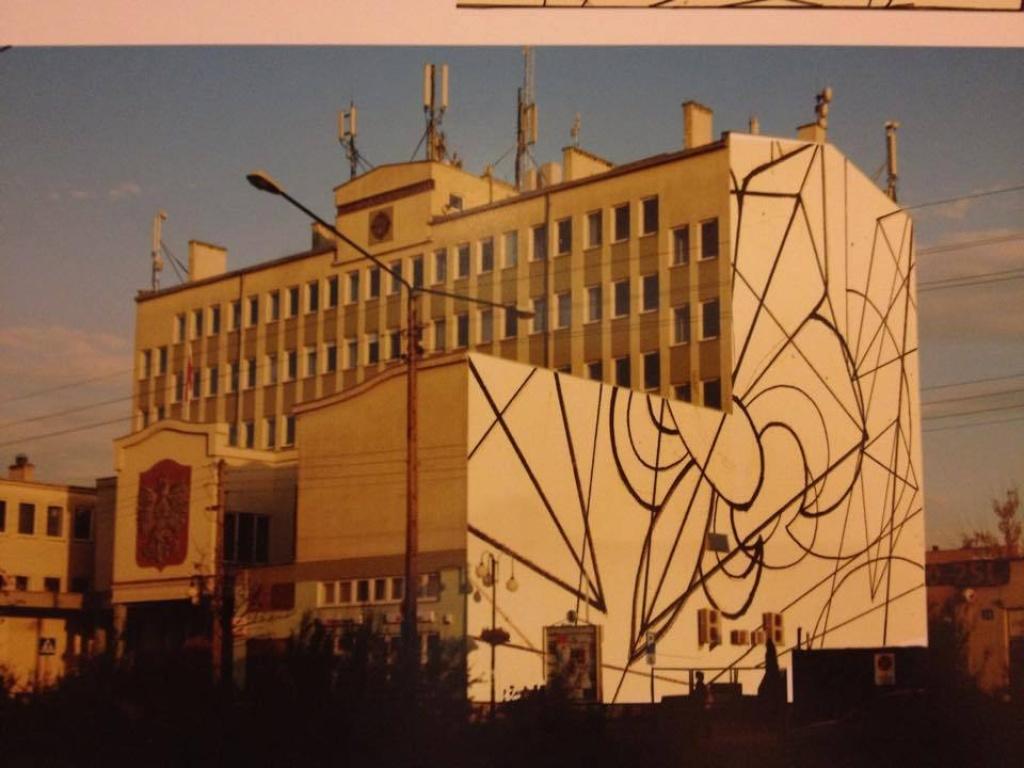 Mural dla rembertowa najlepszy wybior mieszka cy for Mural ursynow