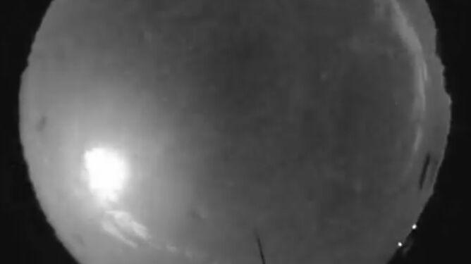 Ognista kula nad Alabamą