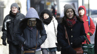 Tak zimno nie było od 80 lat. W USA padły nowe rekordy mrozu