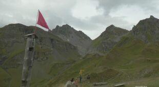 Szwajcarzy pożegnali lodowiec